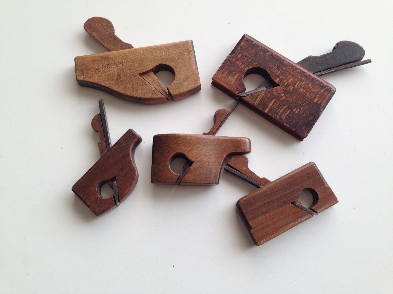 Minature Wooden Planes