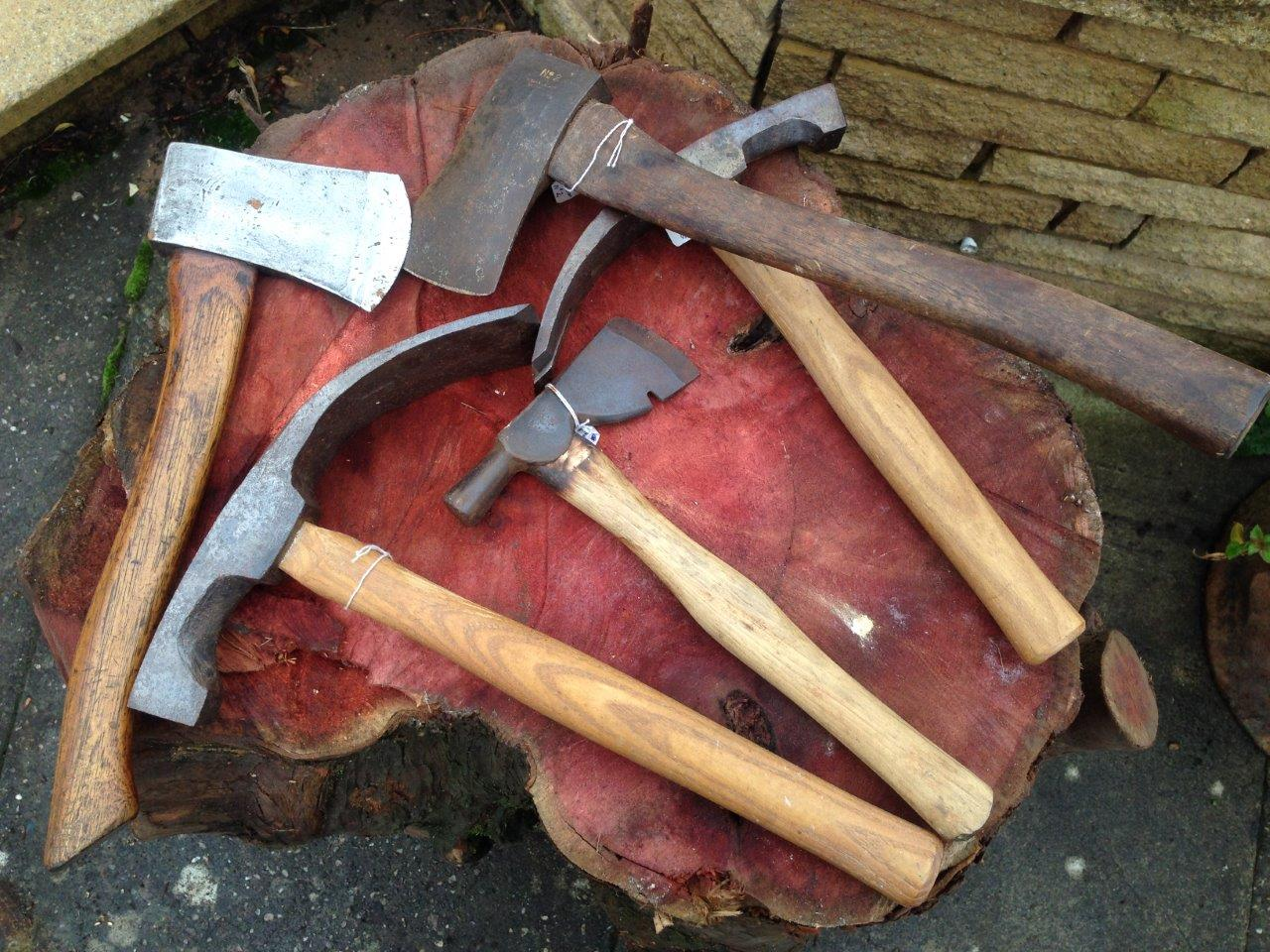 Axes & Hatchets